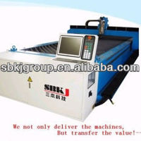 CNC Plasma Cutting Machine For HVAC