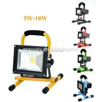 High power 10/20/30W/50CE CREE ROHS 3 Years Warranty IP65 Portable LED Flood Light waterproof led automotive working light IP65