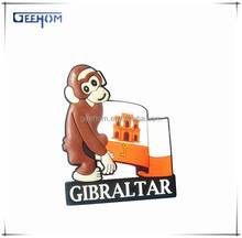 GIBRALTAR promotional fridge magnet gifts