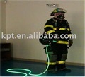 Lighting safety ropes