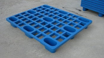 Promotional plastic pallet seller racking grading in malaysia