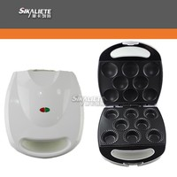 Scarlett electric automatic portable breakfast round cup cake maker/home sandwich maker