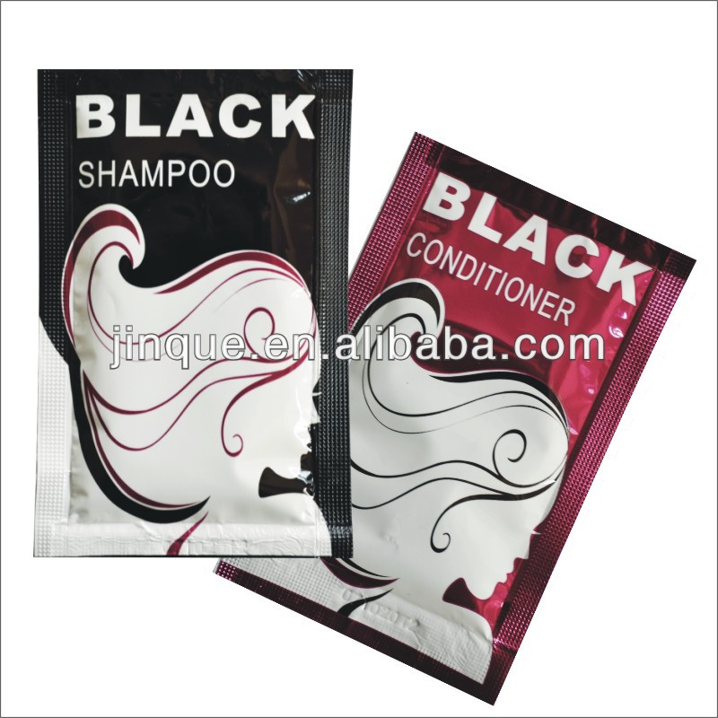 OEM 10ML sachets hotel shampoo and conditioner