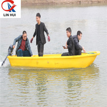 3200mm diesel sport fishing trawlers/moulded plastic boat for sale