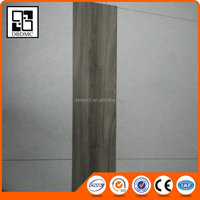 Economical durable use thickness 1.5-5.0mm fire proof wood flooring tile effect