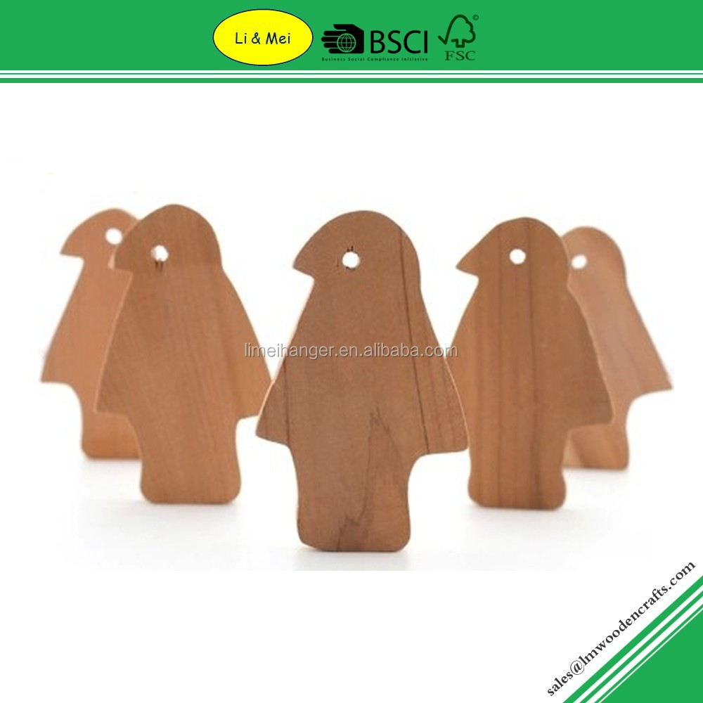 LMC115 Hot Sale Scented Cedarwood Products for Bird Shape