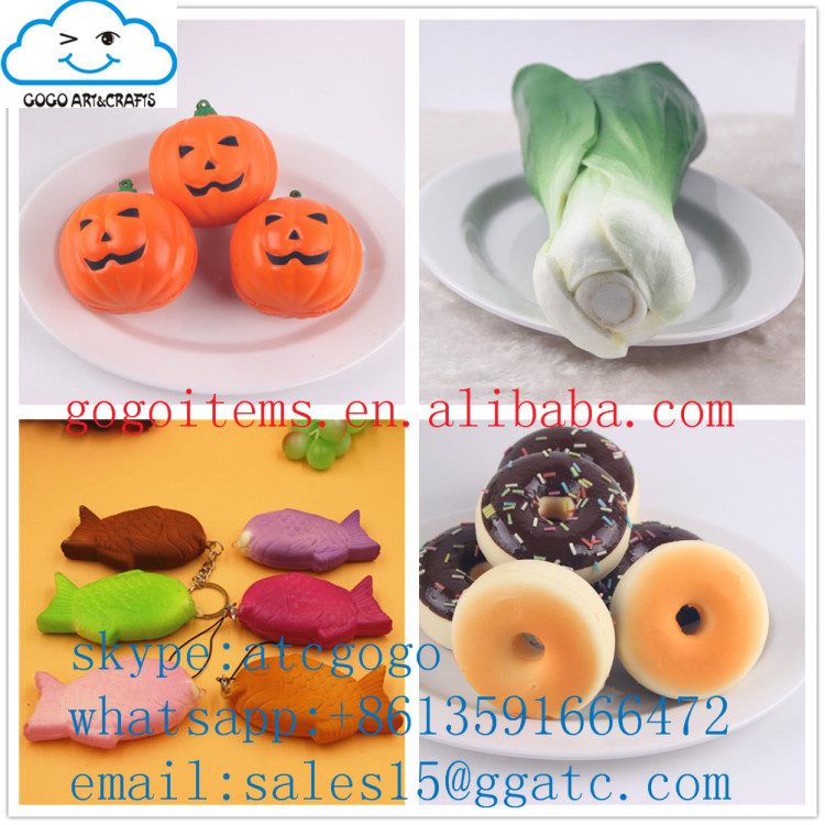 Squishy Kawaii Soft Sticky Ball Toys