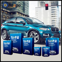 2K good price blue car paint with high quality