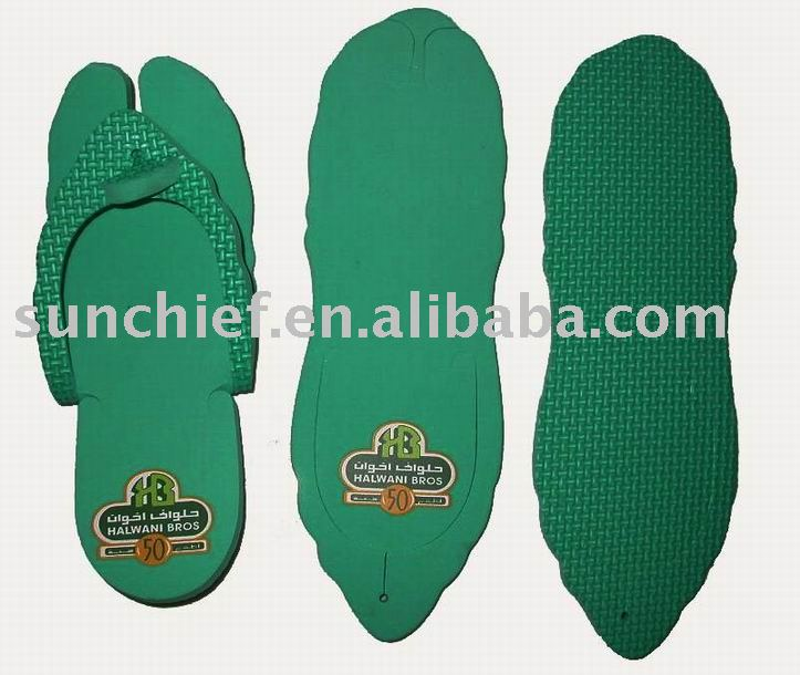 EVA foam Beach sandal foam slippers