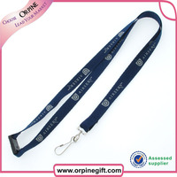 Custom lanyard no minimum order free design and sample