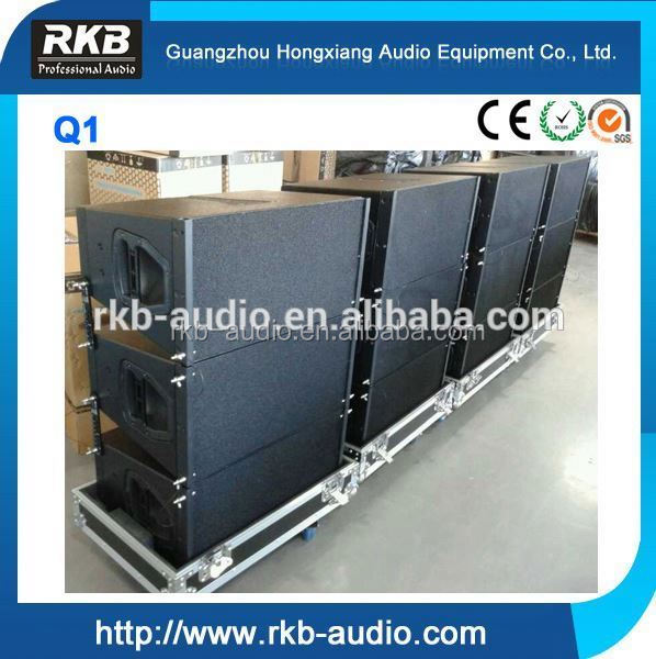 RKB line array + portable speaker + pa system + professional pa speaker