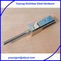 Glass Fencing Square Core Drilled Spigot