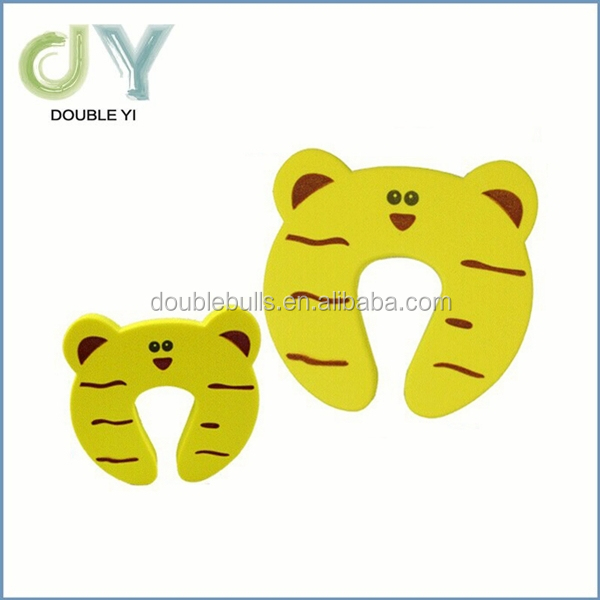 Custom EVA FOAM door stopper,door wind stopper hot selling soft EVA foam door stoppers,cute funny door stopper sliding door stop