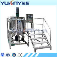 Cosmetic Manufacturing Production Line Equipment For