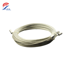 "7X19 1/8"" Stainless Steel Wire Rope Sling"