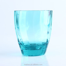 Plastic Water Tumblers | set of 8 in 4 Assorted Colors