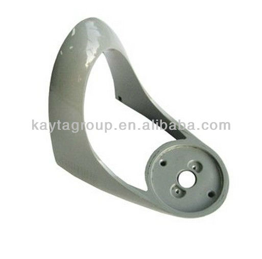 Bright white metal artware by Aluminum Die Casting DC-153