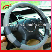 Alcantara Steering Wheel Cover/genuine leather 14-16inch for Toyota Nissan Hyundai Kia alcantara steering wheel cover