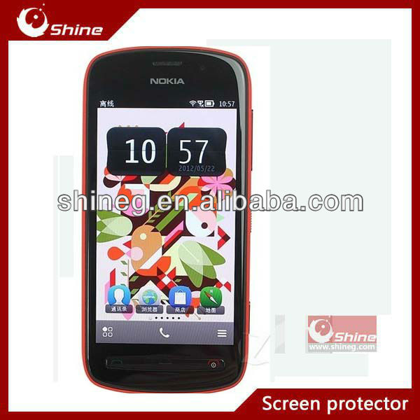privacy screen protector for Nokia 808