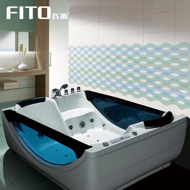 2 person whirlpool bathtubs_Yuanwenjun.com