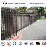 2015 high quality simple gate design