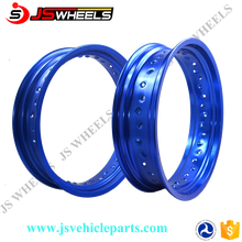 17x3.5 Racing Motorcycle Alloy Spoked wheel Rims For YZ450F