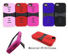 The new Silicone kickstand mobile phone case for LG Pad2 v498 back cover