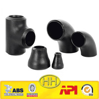 A234 WPB CARBON STEEL BUTT WELD SEAMLESS PIPE FITTING