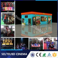 Vivid Experience 5D Movies 5D Supplier Cinema Equipment For Sale