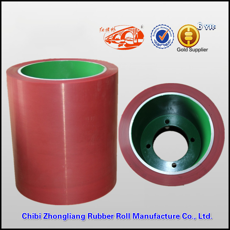 4inch dehusking rice rubber rollers