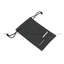 Factory waterproof fabric jewelry pouch for earrings