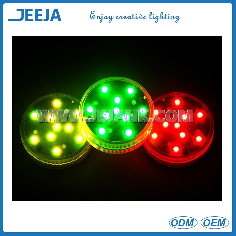 Good price of led water lights wedding with great