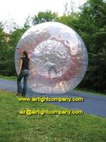 Crazy giant human hamster ball for sale and zorb ball or rolling ball for grass or hill A2071-4