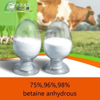 factory price betaine anhydrous 75% 95% 96% for feed additives