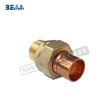 BWVA One-stop solution service high-security copper fitting