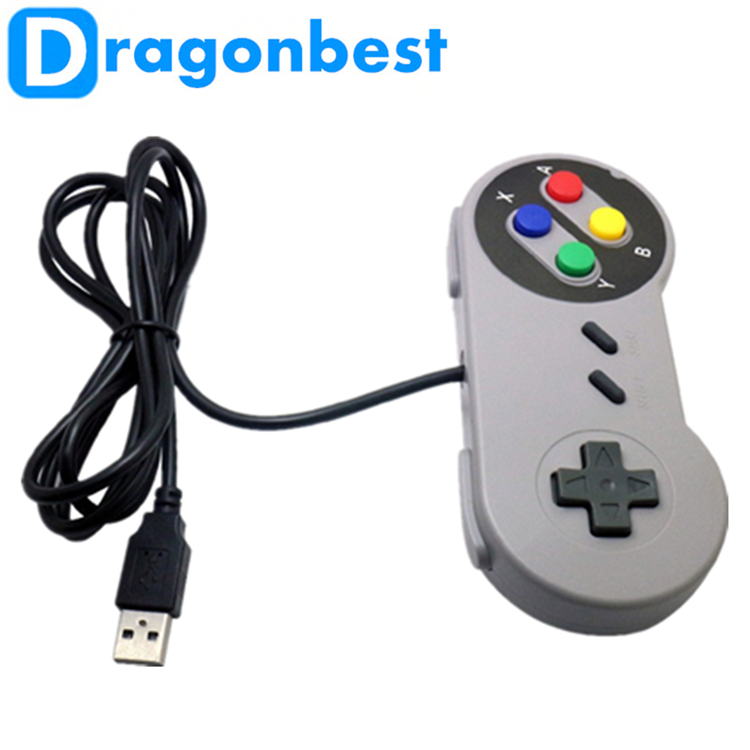 2016 best selling 8Bitdo SNES30 Pro Gamepad gaming mouse with quality and low price Joystick & game control