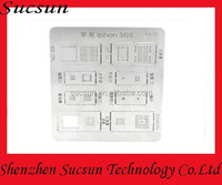 IC Repair Tool BGA Rework Reballing Stencil Template for iPhone 3G/3GS