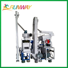 5% broken rice auto rice milling machine rice processing machine