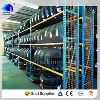 Jiangsu Jracking Semi Trailer Spare Tire Rack,CE Certificated Selective Warehouse Tire Rack