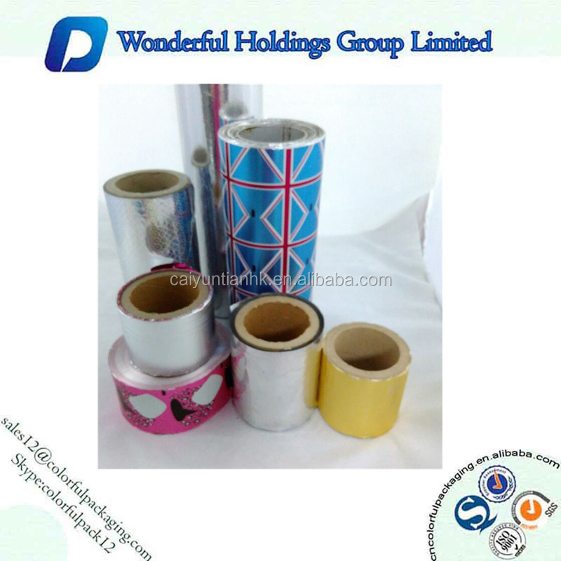 PVC Material and Stretch Film Type standard pvc food packaing plastic rolls