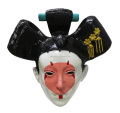 New The Shell Halloween female robot Latex Helmet Props The Movie Ghost Geisha Mask