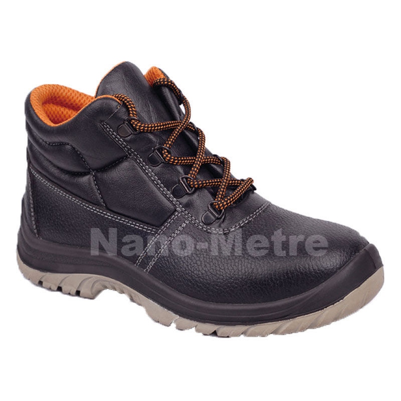 NMSAFETY high heel steel toe safety shoes