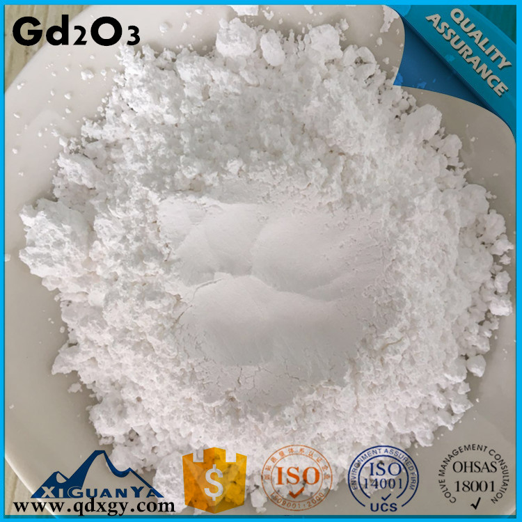 Best price rare earth material Gadolinium Oxide