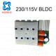 5000W high power bldc motor controller brushless controller for the cutting machine