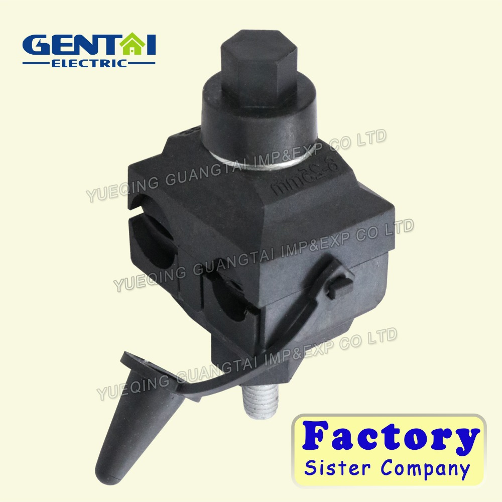 low voltage Insulated puncture clamp for Under water cable connect IPC piercing connector
