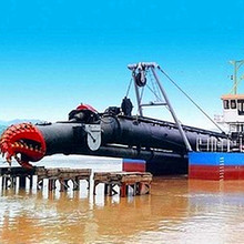 18 inch/450m3/hr floating barges/water jet boat engine for sale