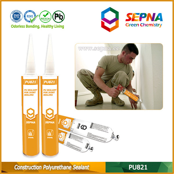 Highly Flexible Industrial Warehouse Floors Polyurethane Adhesive
