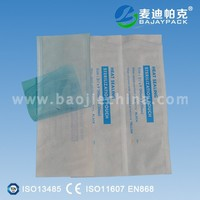 Sealing Heat Bags Flat Sterilization
