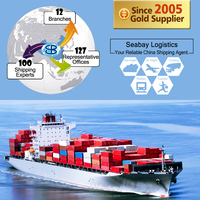 sea freight cost shenzhen china to new york