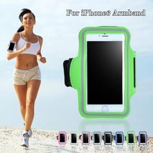 waterproof running jogging sports armband arm band case cover for iPhone 6 4.7""